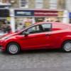 Ford представил в Англии фургон Fiesta