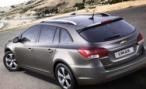 Chevrolet Cruze универсал. Цены объявлены