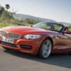 BMW представляет обновленный родстер Z4