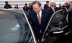 Генсеку ООН Пан Ги Муну передали бронированный Hyundai Equus Limousine