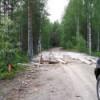 Мальчик из Калужской области попросил Путина отремонтировать дорогу; президент подарил ему компьютер