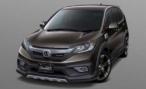 Mugen демонстрирует пакет усовершенствований для Honda CR-V на автосалоне в Токио