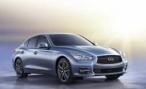 Infiniti представляет седан Q50 на автосалоне в Детройте