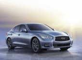 Infiniti называет российские цены на седан Q50