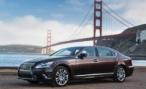 В России стартуют продажи Lexus LS 600h