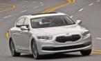 В России стартовали продажи флагманского седана Kia Quoris