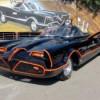 Первый автомобиль Бэтмена продан на аукционе за $4,6 млн