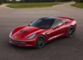 Chevrolet назвал российские цены на Corvette Stingray