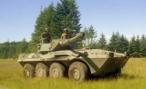 Российская армия может отказаться от итальянских колесных танков