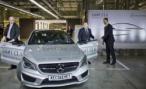 В Венгрии стартовало производство Mercedes-Benz CLA