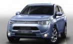 Гибридный Mitsubishi Outlander PHEV прошел испытания на российском бездорожье