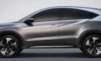 Новый компактный кроссовер Honda получит название CR-U