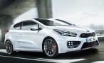 Объявлены российские цены на «заряженные» Kia cee'd GT и Kia pro_cee'd GT