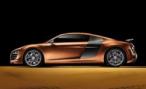 Audi представляет спецсерию R8 для Китая