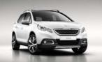 В России стартовали продажи компактного кроссовера Peugeot 2008