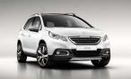 Peugeot готовит к выпуску трехдверный кроссовер 2008 RX