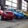 В России стартовали продажи бюджетного электромобиля E-Car GD04B