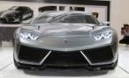 Lamborghini покажет в Женеве суперкар с переднемоторной компоновкой