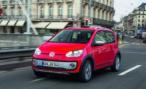 Volkswagen Cross Up! Мы вам покажем