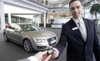 На тест-драйв Audi теперь можно записаться в Интернете