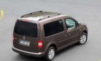 Volkswagen отзывает 589 тысяч Caddy из-за проблем с задней дверью