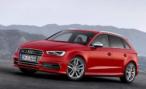 Audi S3 Sportback. Практичнее и больше