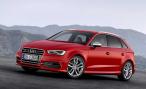 Audi S3 Plus. «Мерседес» отдыхает