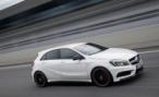 Озвучены рублевые цены на Mercedes-Benz A45 AMG