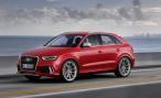 Audi представит RS Q3 на автосалоне в Женеве