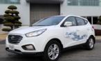 Hyundai ix35 Fuel Cell. Водород в массы