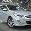 В России стартовало производство обновленного Hyundai Solaris