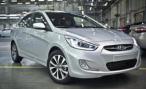 Hyundai Solaris подорожал на 9 тысяч рублей