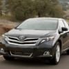 «Тойота Мотор» начинает прием заказов на Toyota Venza