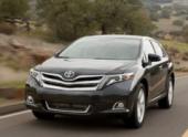 Toyota привезет в Россию кроссовер Venza