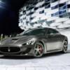 Maserati GranTurismo MC Stradale. На четверых