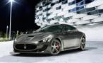 Maserati представит в Женеве обновленный GranTurismo MC Stradale