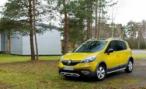 Renault Scenic XMOD. Для дома, для дачи