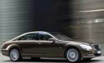 Премьера Mercedes-Benz S-class нового поколения состоится 15 мая в Гамбурге