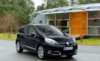 На российском рынке стартовали продажи обновленного Renault Scenic