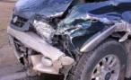 В Липецкой области опрокинулась Audi 100 с семью пассажирами