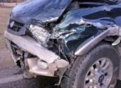 На Каширском шоссе в Москве столкнулись шесть автомобилей