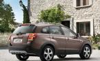 Рестайлинговая Chevrolet Captiva появится в России в октябре
