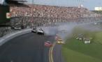 Гонка серии NASCAR в США закончилась катастрофой