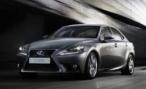 Lexus покажет в Женеве гибридный IS 300h