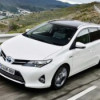 2013 Toyota Auris Touring Sports. Аурис-вагон