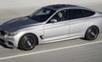 В Интернете появились первые фотографии BMW 3-Series GT