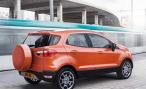Ford представляет компактный кроссовер EcoSport