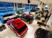 Россияне снова покупают новые автомобили