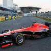 Marussia F1 представила новый болид на автодроме в Хересе