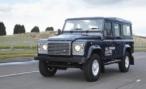 Land Rover представляет в Женеве Electric Defender